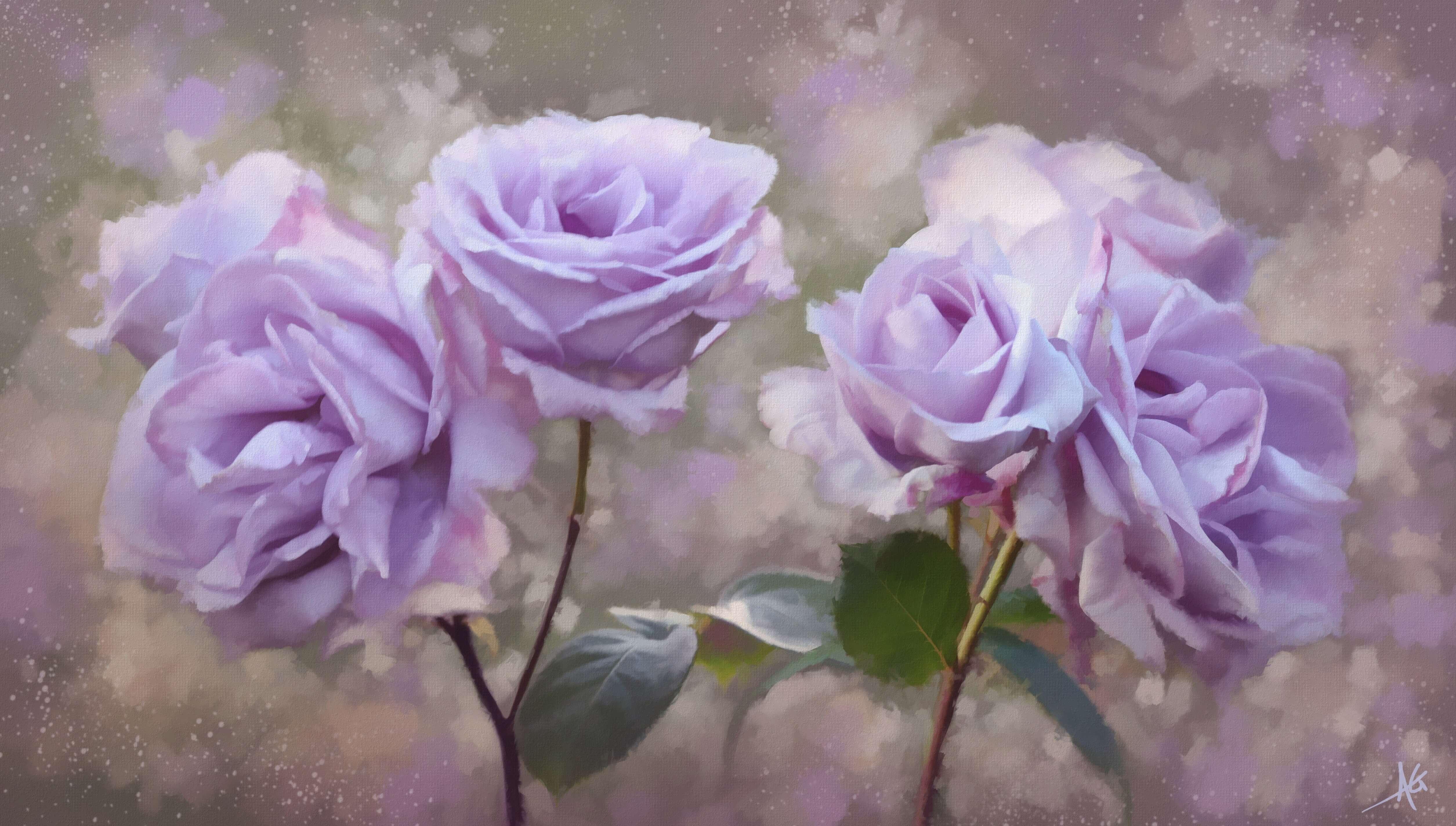 Роза исцеляющая медитация