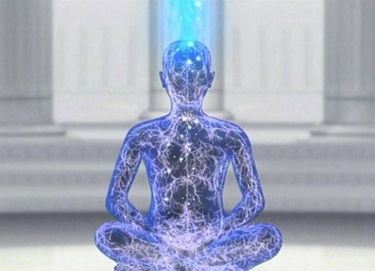 медитация энергия
