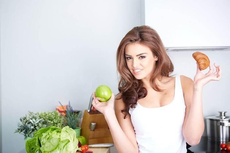 здоровое и неправильное питание - выбор