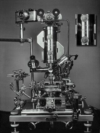 микроскоп Рональда Райфа