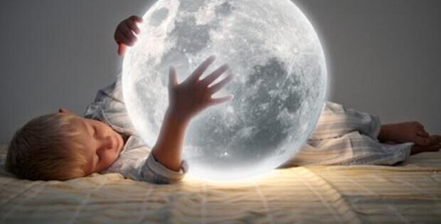 медитация ребёнка перед сном