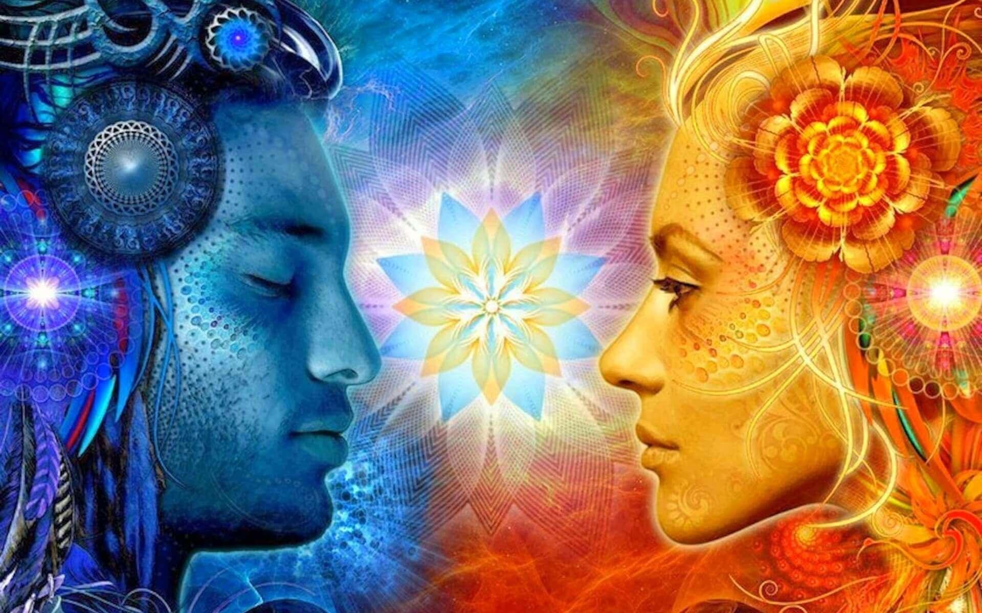 мужская и женская энергия