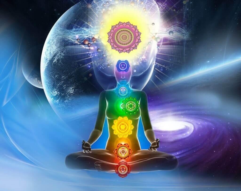 медитация и чакры