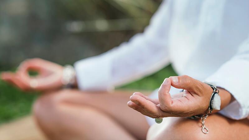 женская медитация