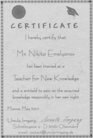 Никита Емельянов Диплом мандалы